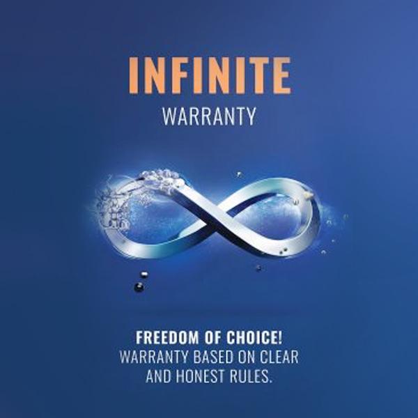 Gyeon Freedom of Choice Infinite Warranty