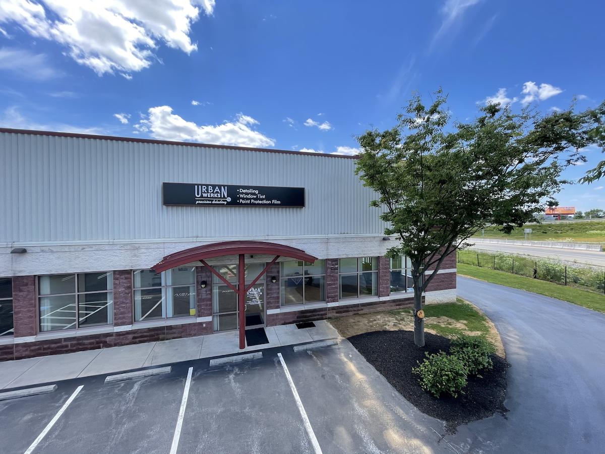 Urban Werks Car Storage in Lancaster PA